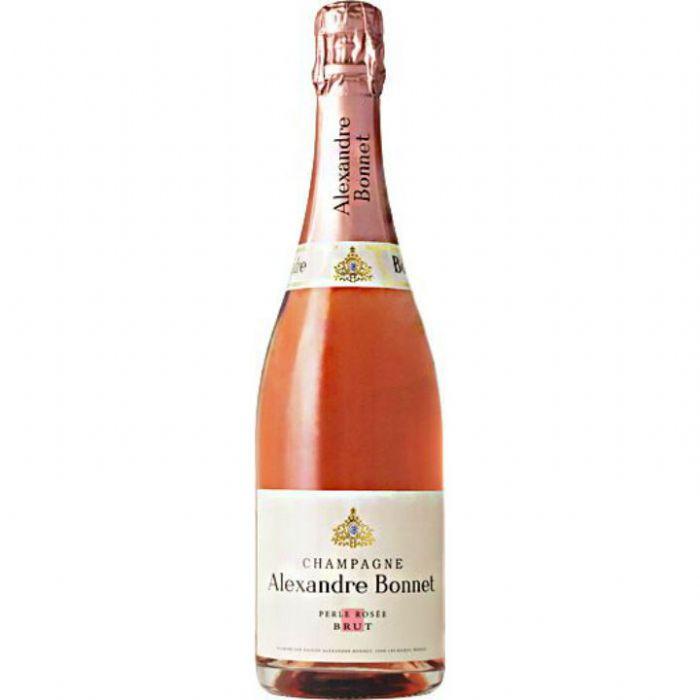 תמונה של שמפניה אלכסנדר בונה פרל רוזה Champagne Alexander Bonnet Perle Rosé