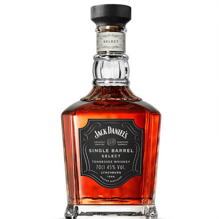 תמונה של ג'ק דניאלס סינגל בארל סלקט Jack Daniels Single Barrel Select