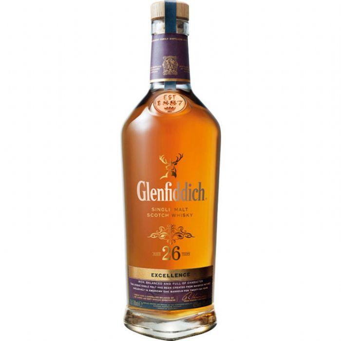 תמונה של וויסקי גלנפידיך 26 אקסלנס Glenfiddich Whisky 26yo Excellence