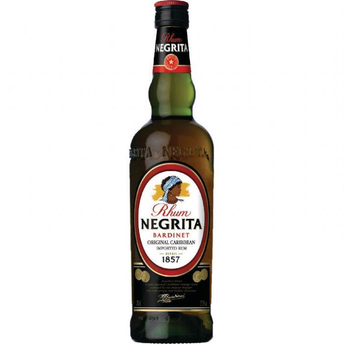 תמונה של רום נגריטה כהה Negrita Dark Rum