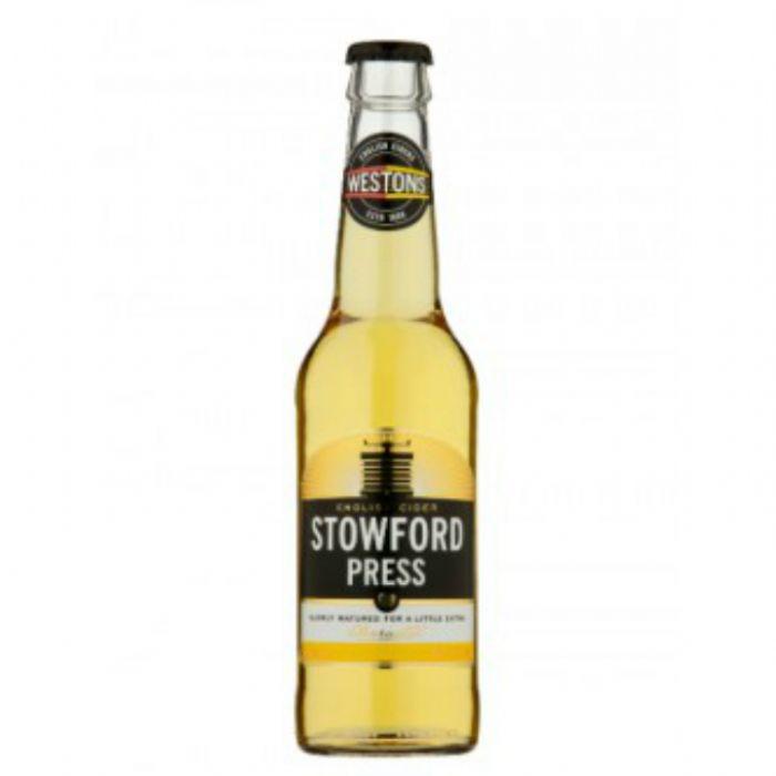תמונה של ווסטונ'ס סטופורד פרס סיידר Weston's stowford press Cider