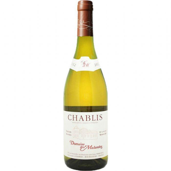 תמונה של דומיין דה מאלאנד וייה וינייה טור דו רואה Domaine de Malandes Chablis Vieilles Vignes