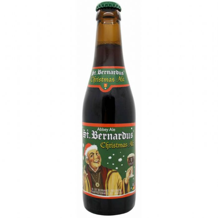 תמונה של סנט ברנרדוס כריסמס אייל St. Bernardus Christmas Ale 330ml