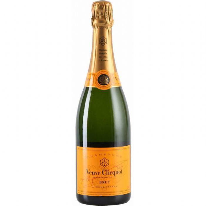 תמונה של שמפניה וו קליקו ילו לייבל Veuve Clicquot Yellow label