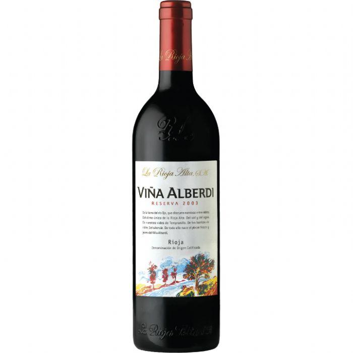 תמונה של ויניה אלברדי רזרבה לה ריוחה אלטה Vina Alberdi Reserva, La Rioja Alta