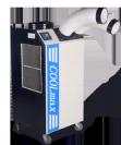 מזגן נייד תעשייתי Unotech CoolMax 25,000BTU