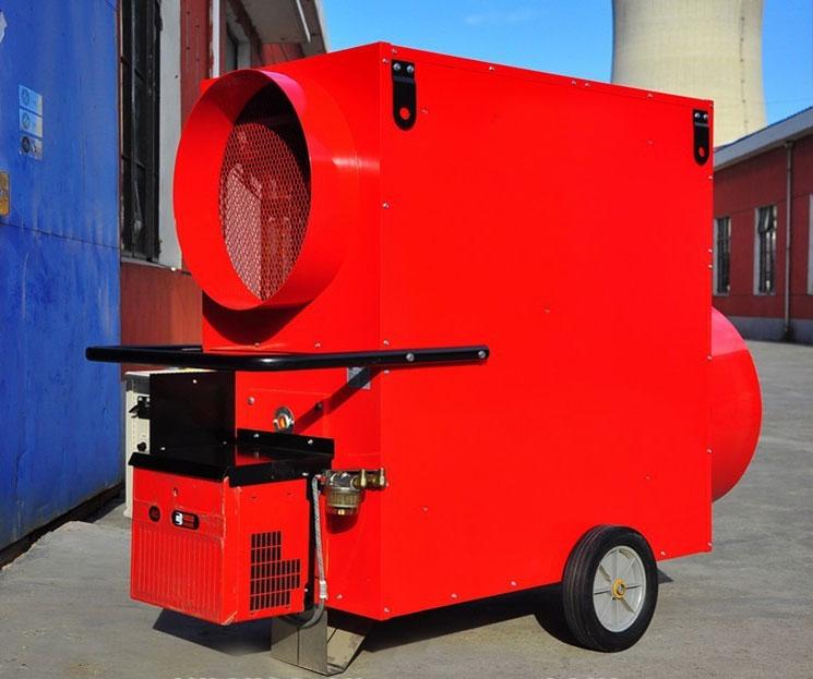 תנור אוויר חם - תמונת צד 2