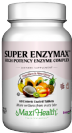 super enzymax(high potency enzyme complex)
