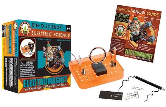 ein o, משחקי מדע, ערכות מדע, מתנה חינוכית