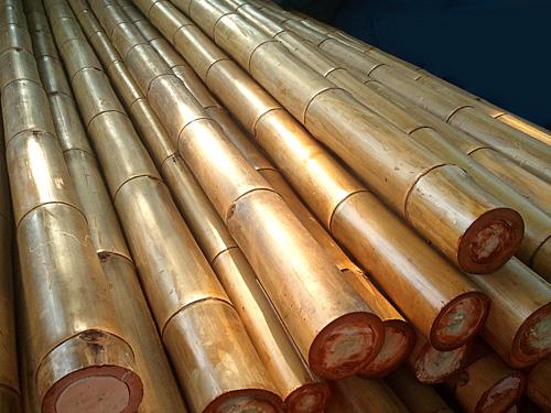 """מוט בקוטר 80-100 (סיני) מ""""מ, אורך 5.85 מטר"""