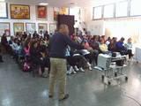 הרצאה לתלמידי תיכון בדימונה - דצמבר 2011