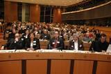 כנס של ג´י-קול בפרלמנט האירופי בבריסל ינואר 2012