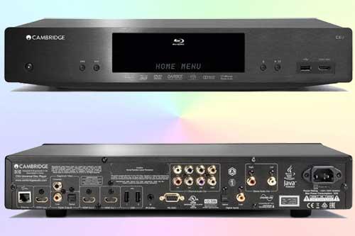 נגן Blu Ray Cambridge Audio 3D CXUHD