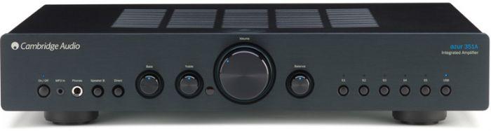 מגבר סטריאו Cambridge Audio 351A