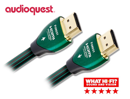 כבל AudioQuest HDMI Forest 3M