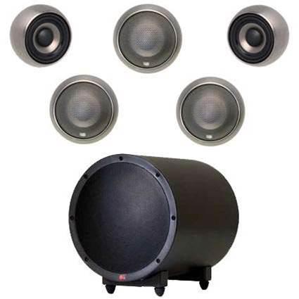 סט רמקולים Gllo Acoustics Micro 5.1 Set
