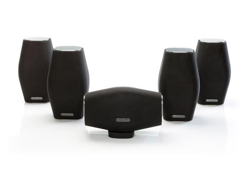 סט רמקולים Monitor Audio Mass set