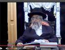 הרב יצחק רצאבי יתרו תשעו