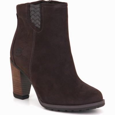 נעלי נשים - מגפון טימברלנד עקב חום