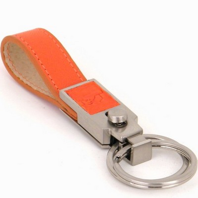 מחזיק מפתחות טוני פרוטי 2 טבעות ניו יורק כתום
