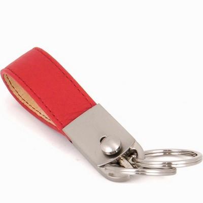 מחזיק מפתחות טוני פרוטי 2 טבעות לונג איילנד אדום