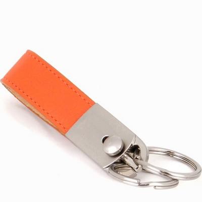 מחזיק מפתחות טוני פרוטי 2 טבעות לונג איילנד כתום
