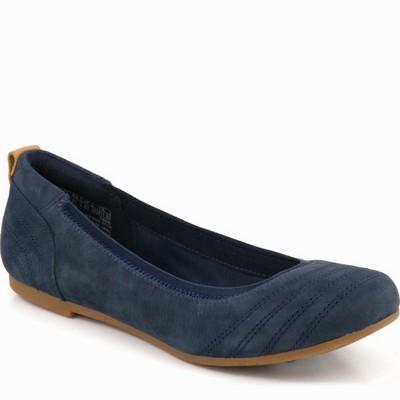 נעלי בובה טימברלנד אלסוורט כחול