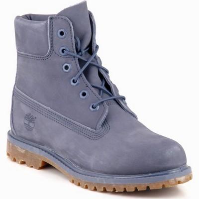 נעלי נשים טימברלנד נשים מגפון פרימיום כחול