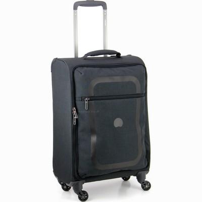 מזוודה קלה עליה למטוס דלסי 55 דופין שחור
