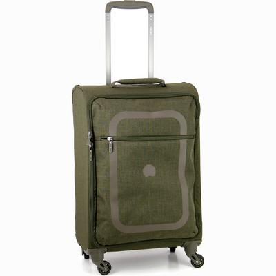 מזוודה קלה עליה למטוס דלסי 55 דופין ירוק קקטוס