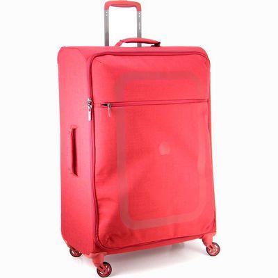 מזוודה קלה גדולה דלסי 77 דופין אדום