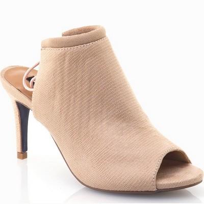 נעלי נשים גויה סנדל כפכף עקב ניוד