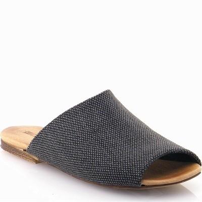 נעלי נשים גויה כפכף יפני שחור