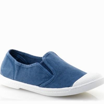 נעלי סניקרס נשים גויה כחול