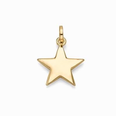 תליונים סאשה תליון כוכב זהב