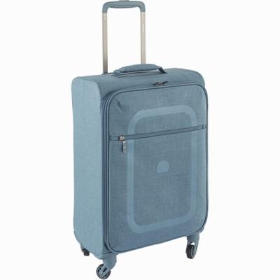 מזוודה קלה עליה למטוס דלסי 55 דופין כחול