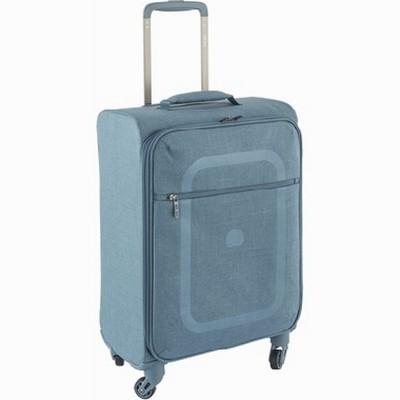 מזוודה קלה בינונית דלסי 66 דופין כחול