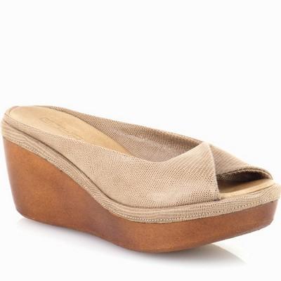 נעלי נשים גויה כפכף רוקי עוצב סופר נוח בהיר