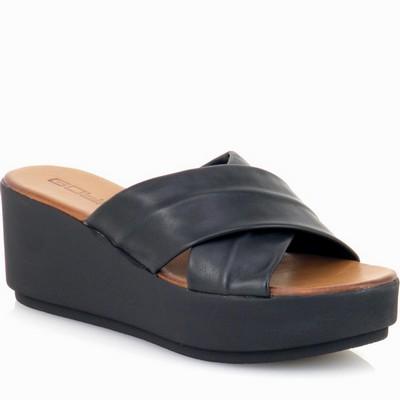 נעלי נשים גויה כפכף רוקי איקס שחור