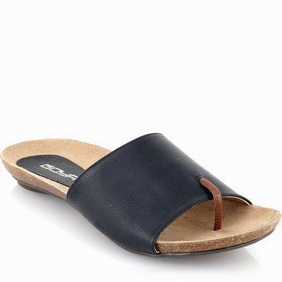 נעלי נשים כפכף אצבע סופר נוח שחור
