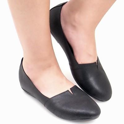 נעלי נשים גויה קימונו שחור