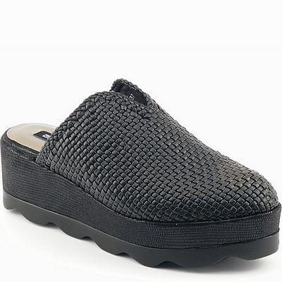 נעליים לנשים גויה כפכף סטפאן קלוע שחור