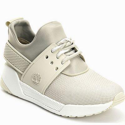 נעלי ספורט נשים טימברלנד קירי אפ אוקספורד בהיר