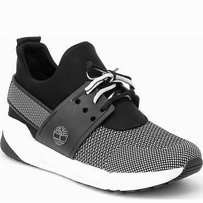 נעלי ספורט נשים טימברלנד קירי אפ אוקספורד שחור