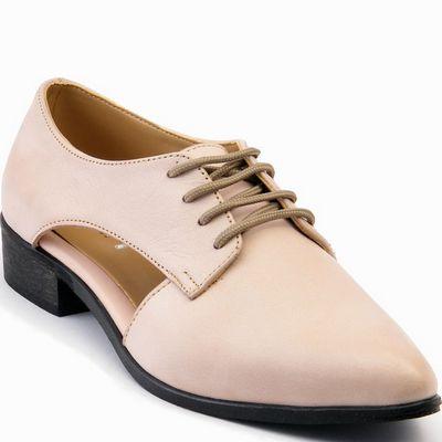 נעל נשים אלגנטית מעוצבת פודרה