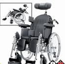 כסא גלגלים - טילט | B&B דגם Triton