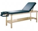 מיטת טיפולים עץ קבועה