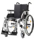 """כסא גלגלים קל משקל OptimaXL משקל נשיאה עד 170 ק""""ג"""