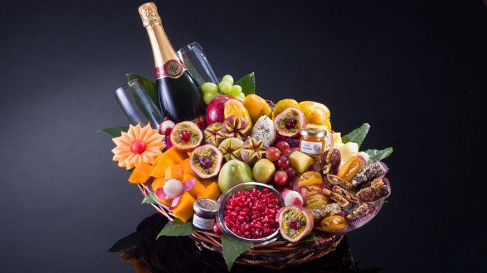 סלסלת פירות - קסם האהבה