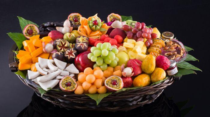 סלסלת פירות - קסם התשוקה